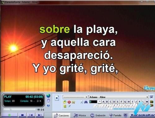 descargar karaoke 5 full en español