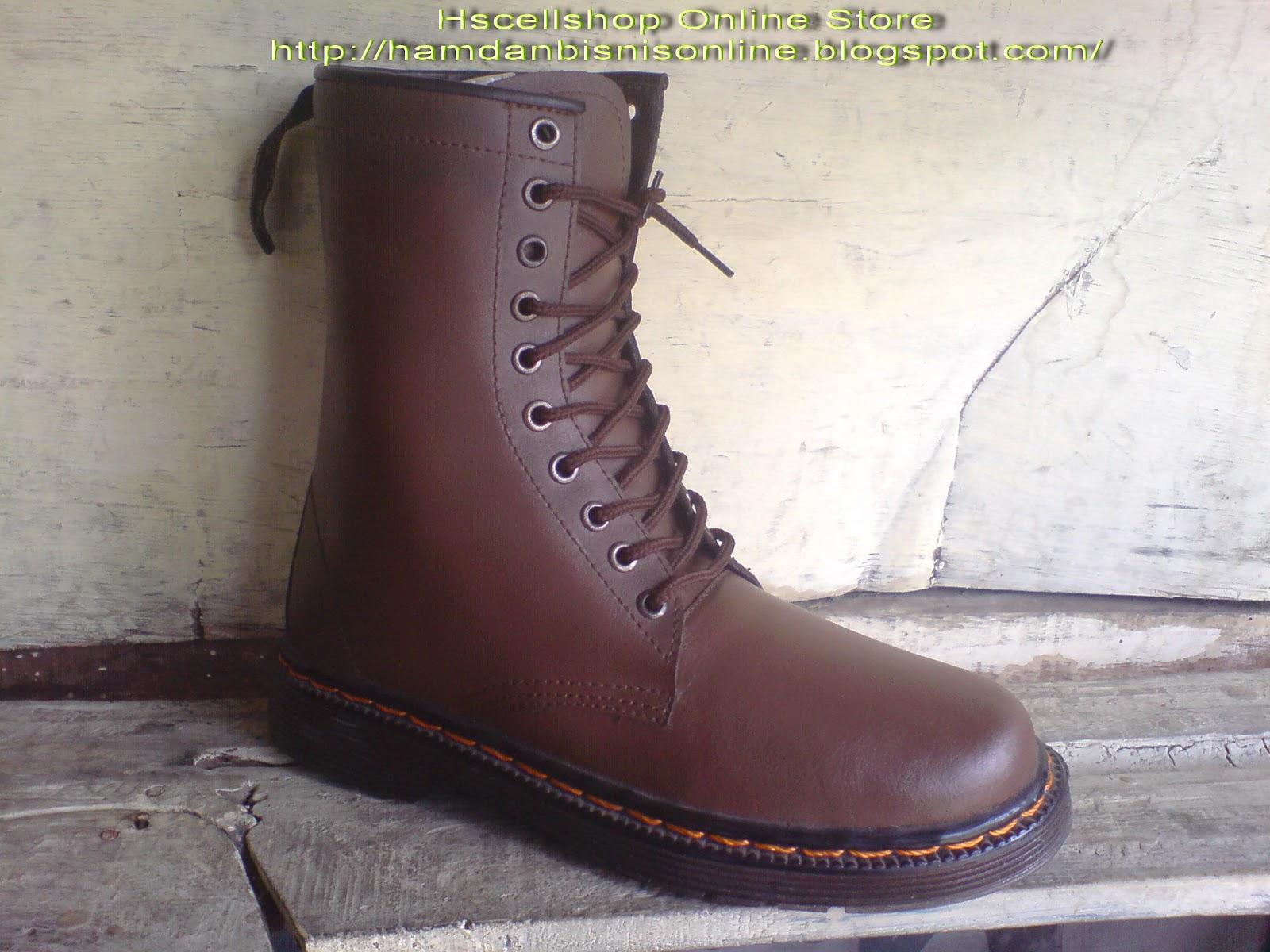 Sepatu dr martens ( docmart ) Kode SPT02 | hscellshop