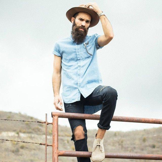 chapéu fedora masculino marrom