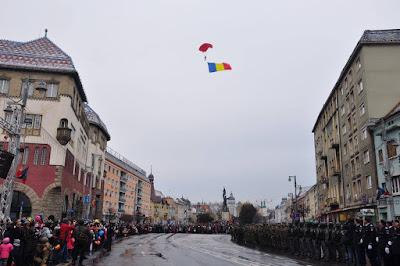 december 1-je, 1918-as egyesülés, román nemzeti ünnep, Románia, Marosvásárhely,