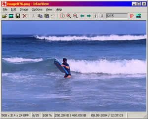 Download IrfanView 4.42 free