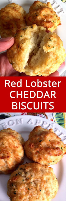 Red Lobster Copycat Cheddar Biscuits