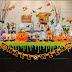 Celebrar o Halloween se torna mais divertido quando a casa está decorada