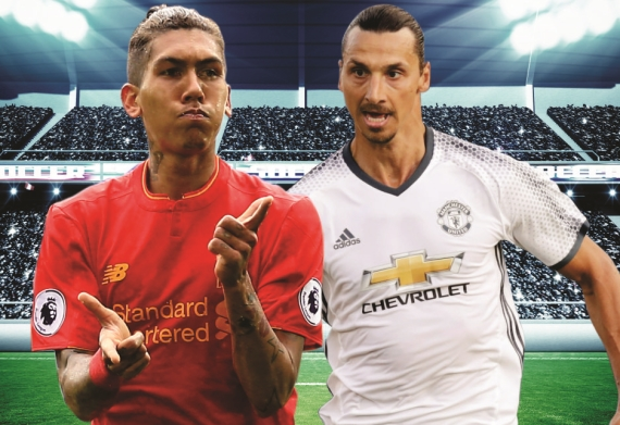 Liverpool and Manchester United lock horns on Monday night in what promises to be a thrilling encounter.