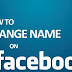 How to Change Screen Name On Facebook