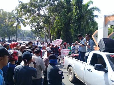 Darurat Politik Uang, Lampung Selatan-Pesawaran-Tubaba Membara