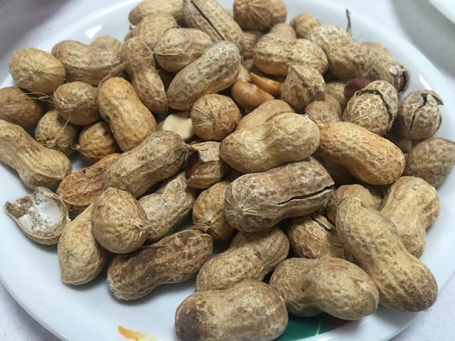 Plato de cacaos del restaurante casa Aragó I