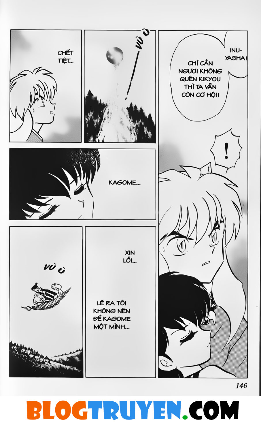 Inuyasha vol 29.8 trang 15