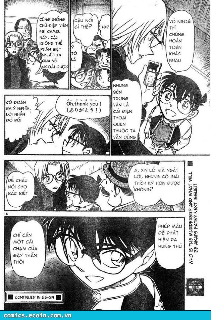 Conan Chương 607 - NhoTruyen.Net