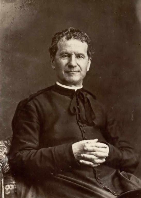 São João Bosco é um dos maiores formadores de gerações inteiras de católicos