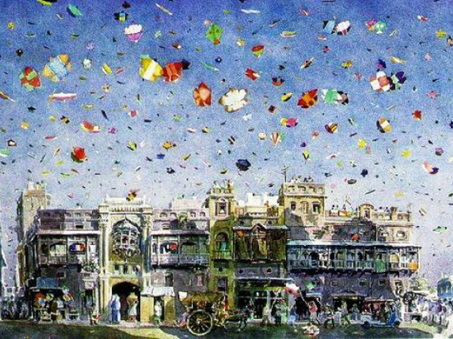 Basant A Memorable Festival in Lahore