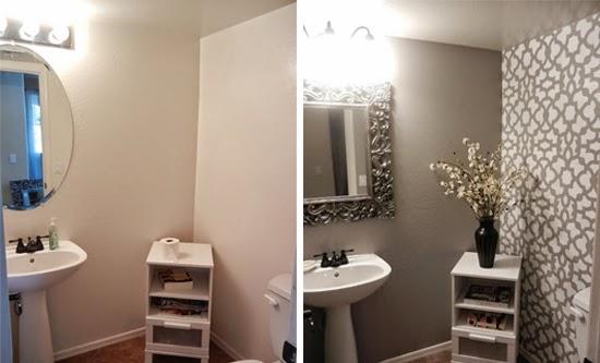 pochoir salle de bain elegant best pochoir lettre ideas on pinterest lettrage de pochoir. Black Bedroom Furniture Sets. Home Design Ideas