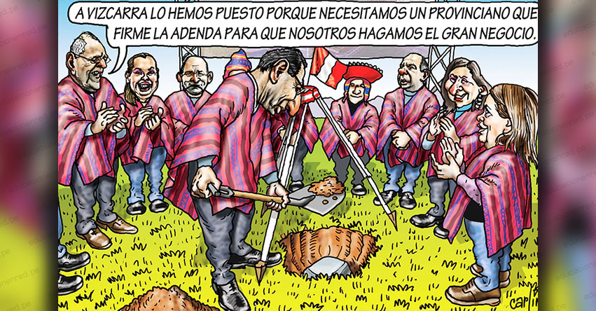 Carlincaturas Domingo 1 Septiembre 2019 - La República