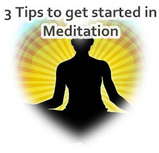 3 Tips to get started in Meditation
