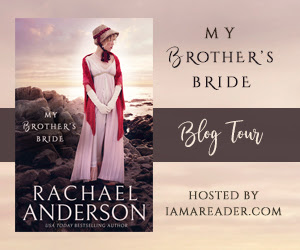 #BookReview and #Giveaway: My Brother's Bride (Serendipity #2) by Rachael Anderson-NWoBS Blog