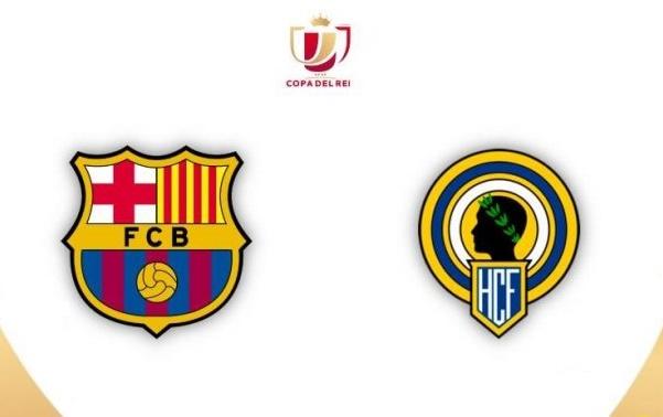 بث مباشر.. مشاهدة مباراة برشلونة وهيركوليس بث مباشر يوتيوب الشوط التاني | كأس ملك إسبانيا