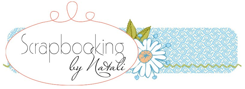 Scrapbooking by Natali