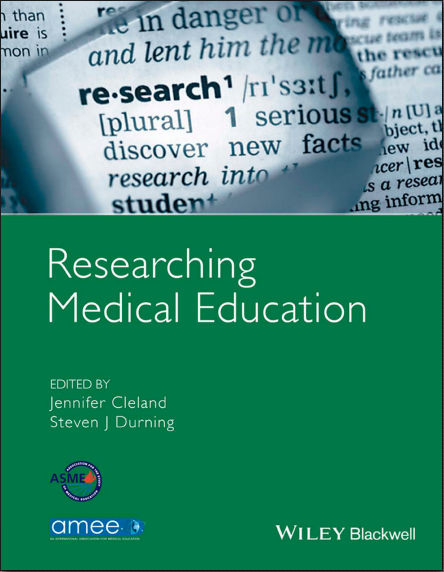 Researching Medical Education PDF (Aug 17, 2015)