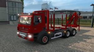 Tatra Phoenix truck mod 5.1