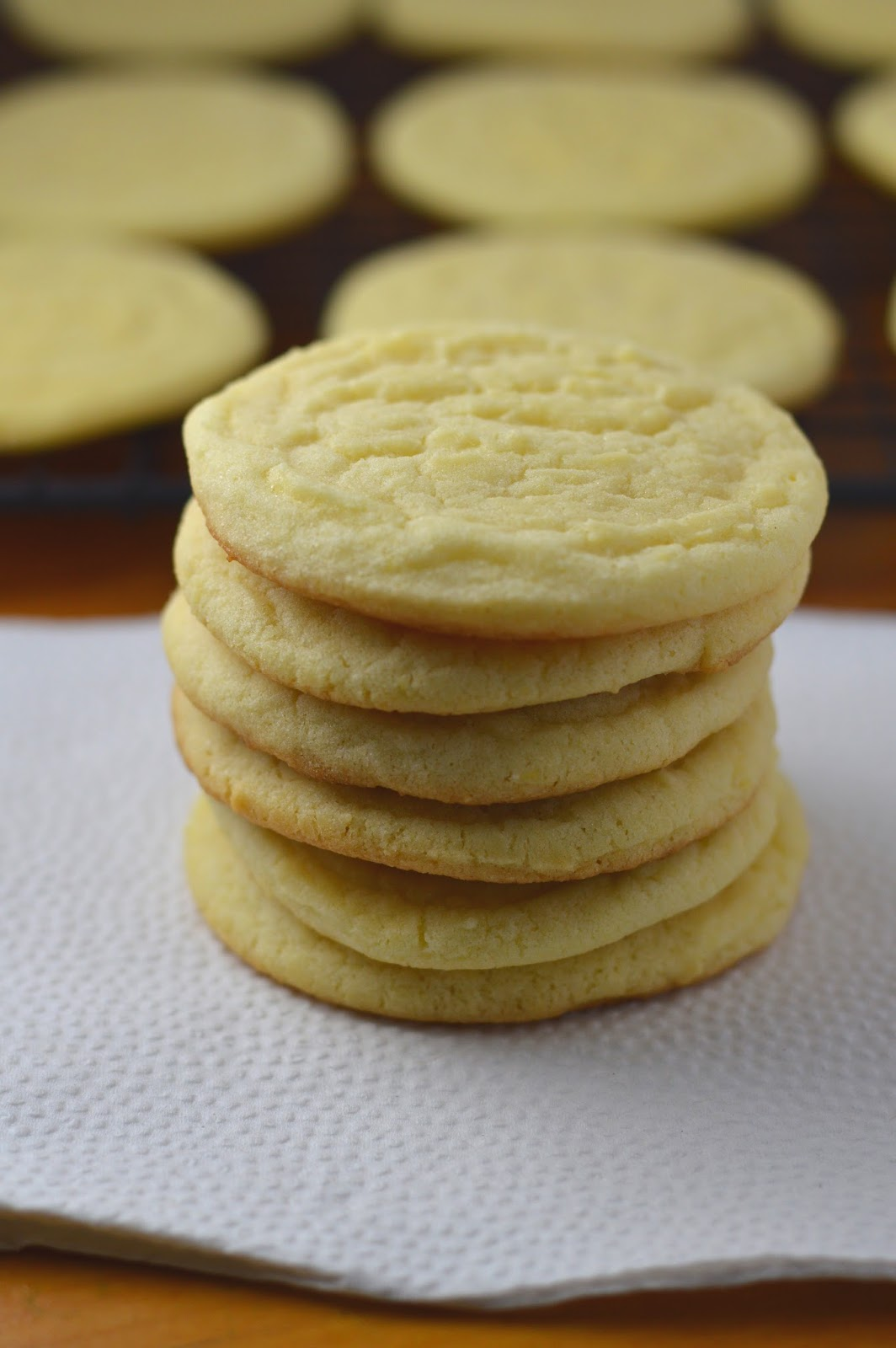 how to make egg cookies