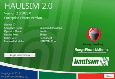 RPM Haulsim v2.0