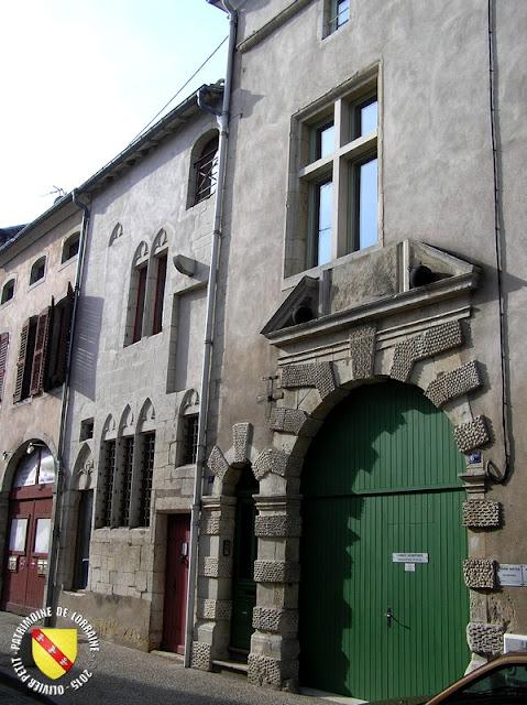TOUL (54) - Hôtel Pimodan (XVIIe siècle)