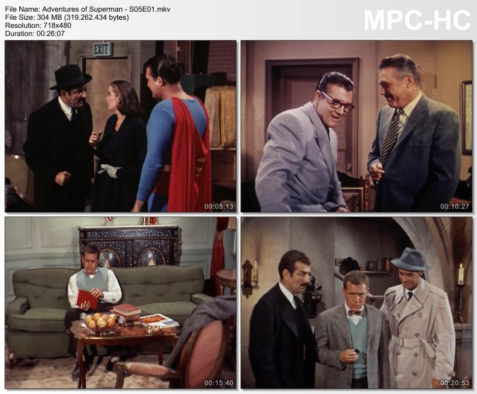 [size=14][b]AS AVENTURAS DO SUPER-HOMEM (SÉRIE PARA TV) – 1952-1958 4