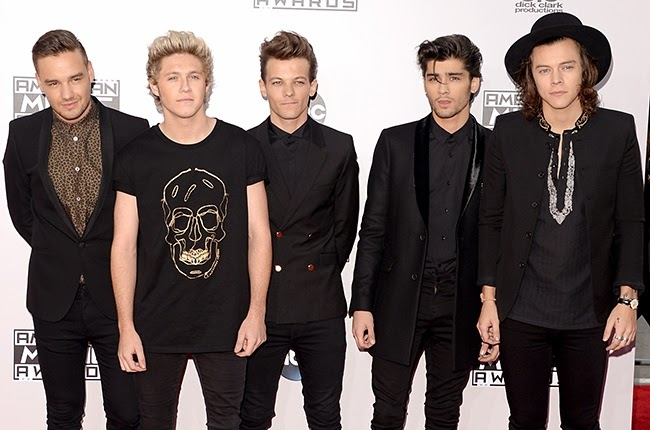 The Many Rantings of John: Ranking the Members of One Direction