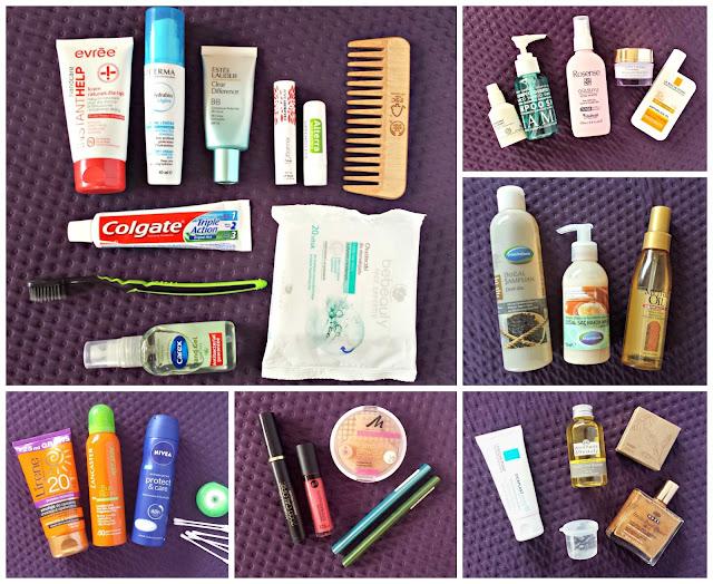 Kosmetyki w tropiki - podsumowanie