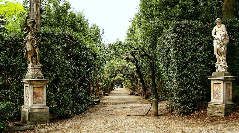 giardino boboli firenze