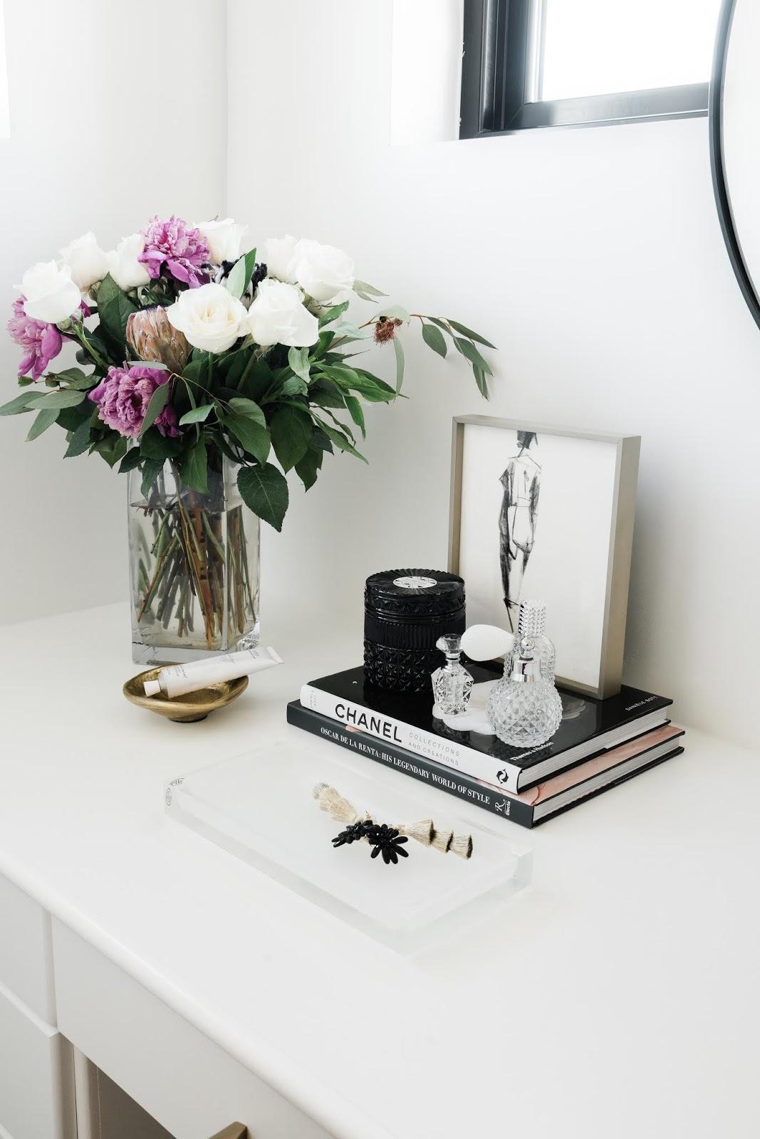 Vanity Closet Design