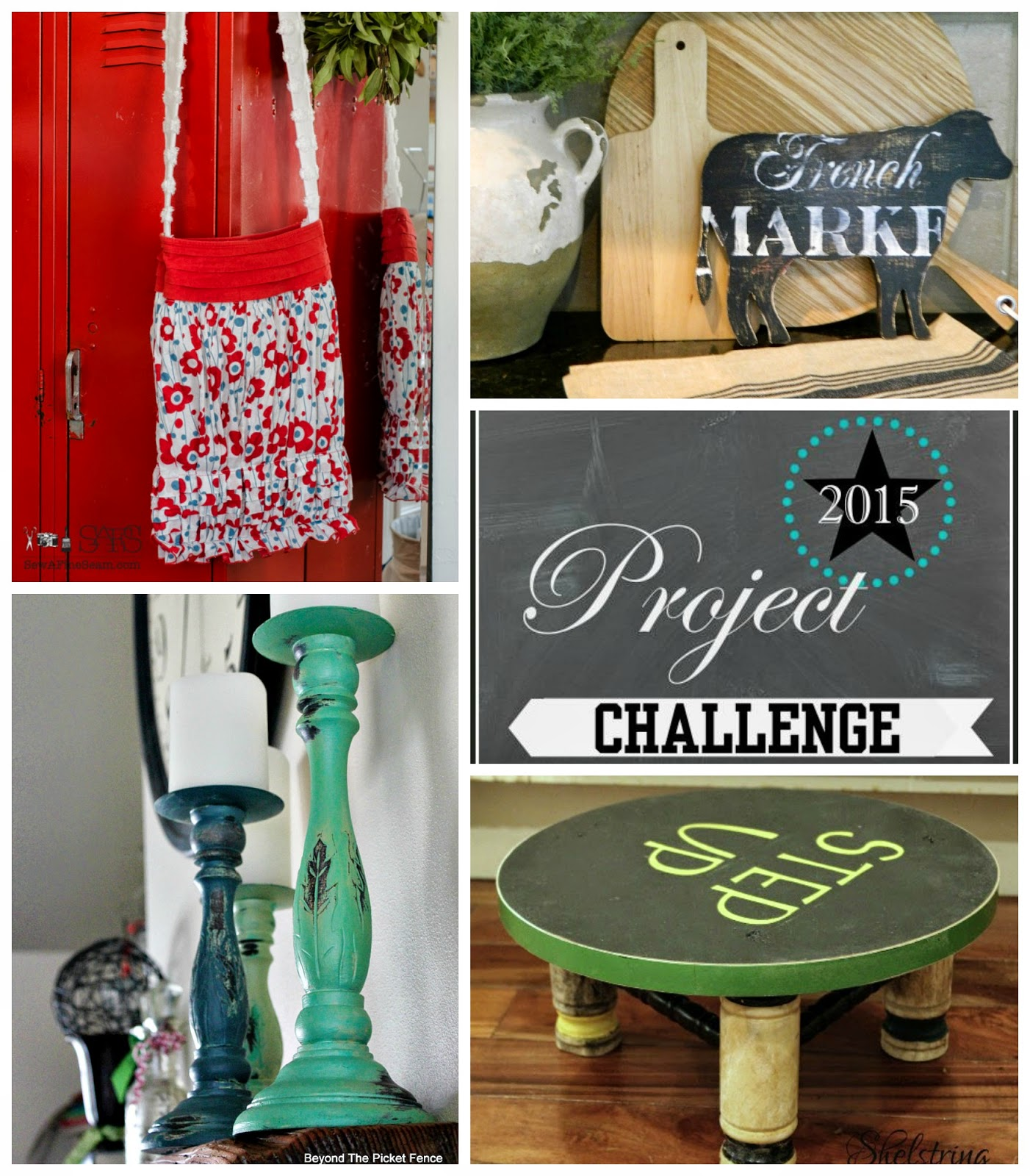 paint, candlesticks, thrift store, beach decor, Beyond The Picket Fence, http://bec4-beyondthepicketfence.blogspot.com/2015/02/project-challenge-2-with-thrift-store.html