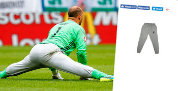 01e10b093 You Can Buy Gabor Kiraly s Iconic Grey Sweatpants Online