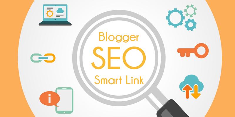 Cara Memasang SEO Smart Link di Blogger