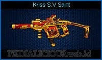 Kriss S.V Saint