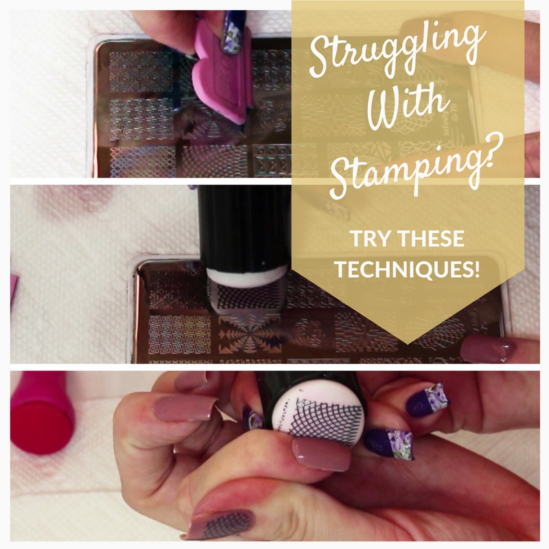 Struggling with Stamping? Try These Techniques and Start Stamping now!