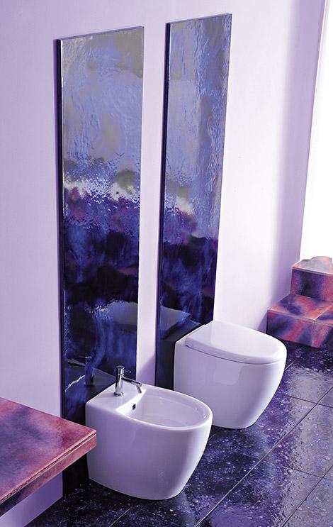 Purple Bathroom Decorating Ideas Pictures: Decorating Ideas: Purple Bathrooms