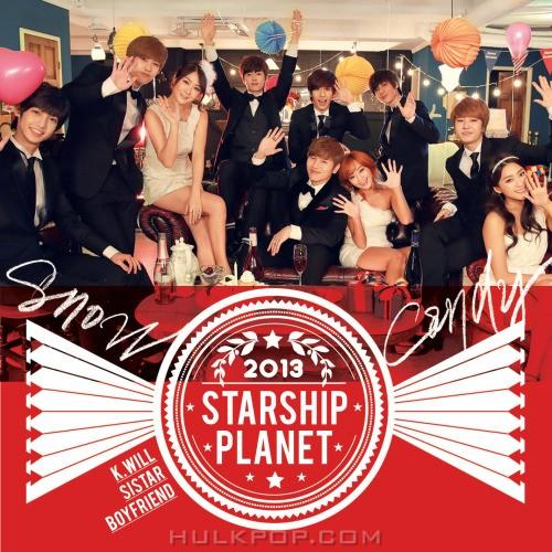 Various Artists – Starship Planet 2013 (스타쉽플래닛)