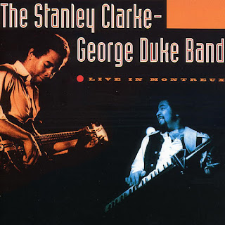 The Stanley Clarke George Duke Band - 1988 - Live In Montreux