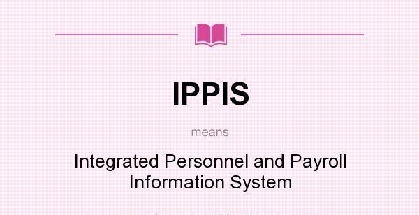 IPPIS Verification 2020 processes