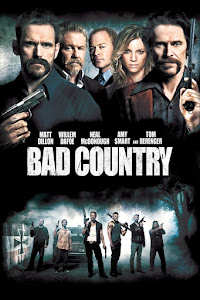 Bad Country Poster