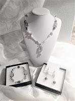 Necklace 004 - Silver Shiny Heart3