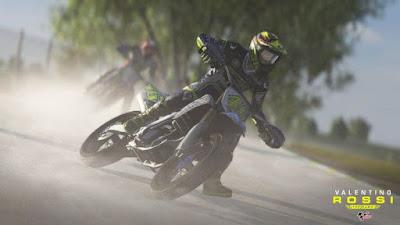 تجربة العبة سباقات الرائعة و المدهشة Valentino Rossi The Game