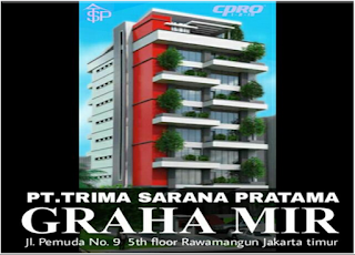 Alamat PT Trima Sarana Pratama