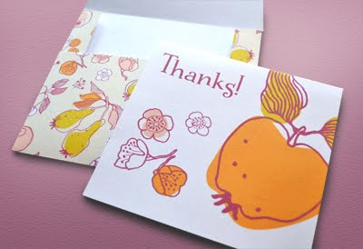 Diy Printable Thank You Notes How About Orange
