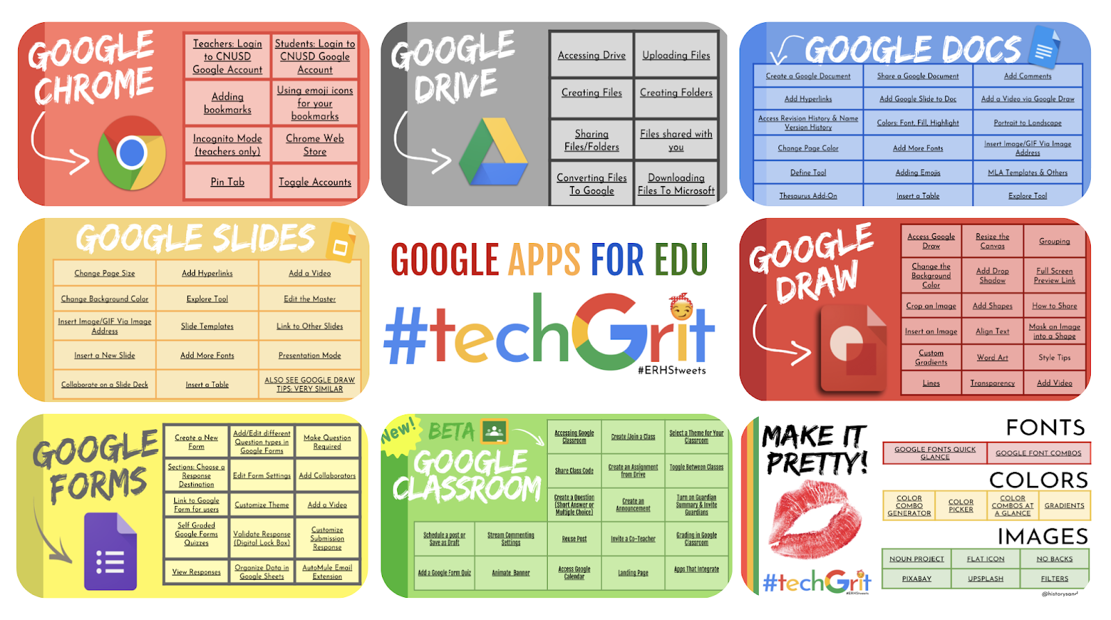 Tips and tutorials for Google Apps for Education/Google Drive