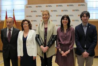 El Gobierno de Aragón impulsa dos convenios para favorecer el empleo y emprendimiento joven