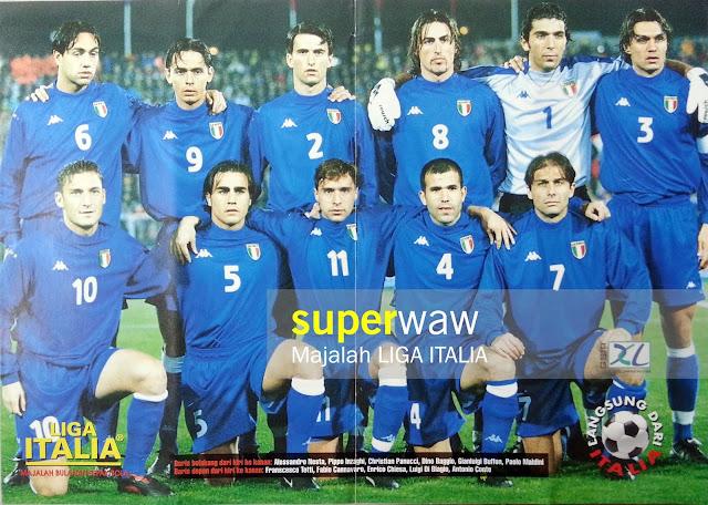 Poster Tim Italia 1999