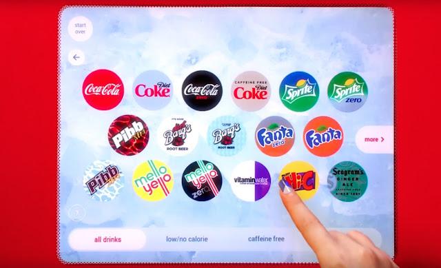 Coca-Cola,Coca-Cola-artificial-intelligence,Coca-Cola is not using artificial intelligence to create new flavors: it's using us, Coca-Cola, Coca-Cola artificial intelligence,Coca-Cola new flavors,news