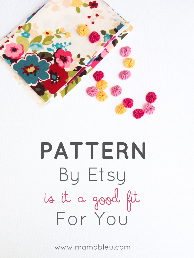 Pattern by Etsy - Is it a Good Choice for You?